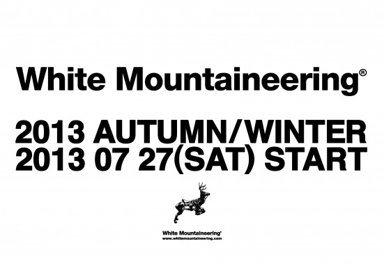 2013 AUTUMN / WINTER