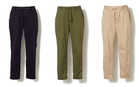 TWILL STRETCH EZ JODHPUR PANTS