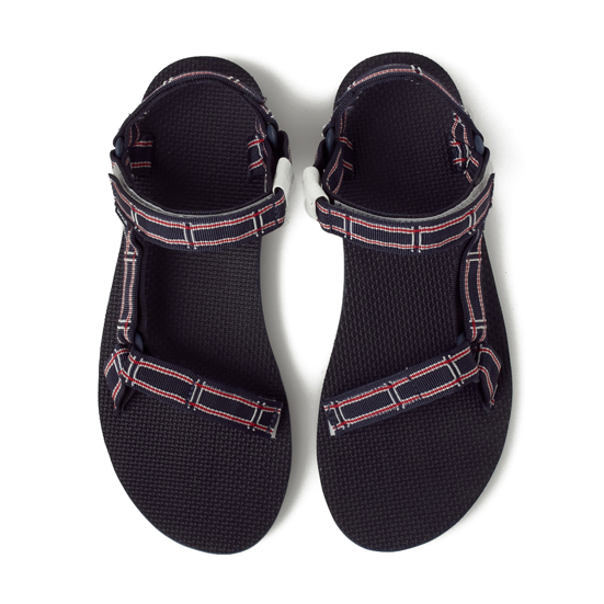 WM x TEVA [UNIVERSAL] NYLON TAPE SANDALS