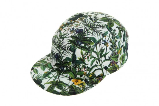 WM×LAROSE 5-PANEL CAMP CAP