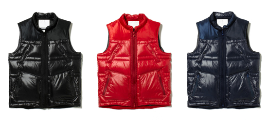 WINDSTOPPER NYLON LIGHT VEST [VIRGO]