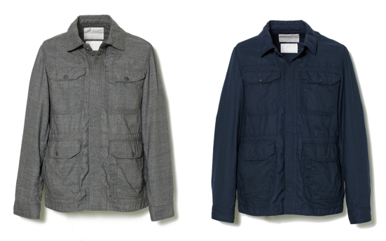 DRY OXFORD COVERALL