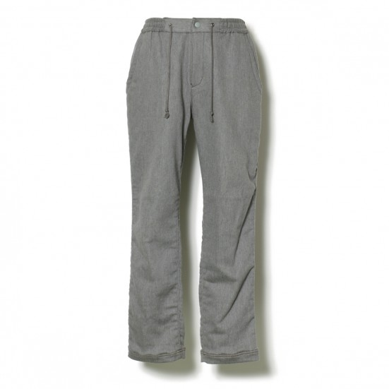 SWEAT LIKE TOPTWILL STRETCH TRIPLE NEEDLE JODHPUR ANKLE PANTS