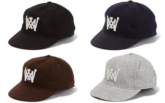 WM x COOPERSTOWN WOOL FLANNEL BASEBALL CAP