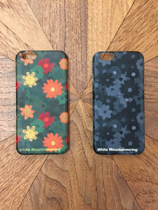 FLOWER CAMOUFLAGE PRINTED iPhone CASE
