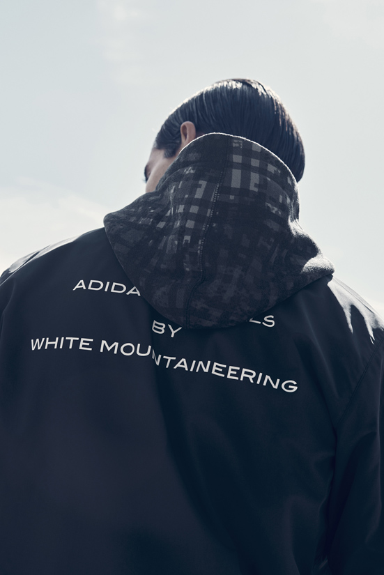 16AW adidas Originals by White Mountaineering