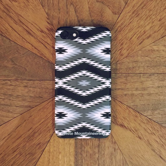 NATIVE PATTERN & BANDANNA PATTERN PRINTED iPhone7 CASE