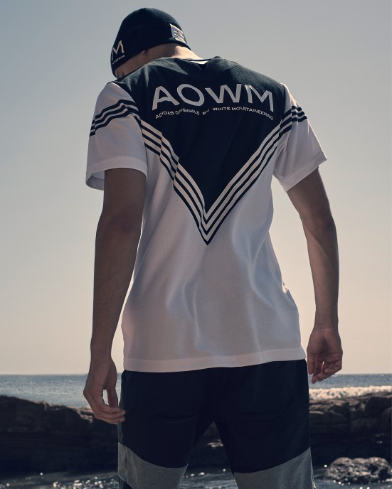 17SS adidas Originals by White Mountaineering