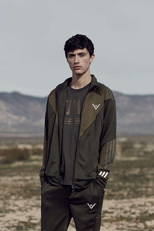 17AW adidas Originals by White Mountaineering