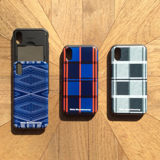 BANDANA PRINTED & LARGE CHECK PRINTED iPhoneX , 7&8 CASE