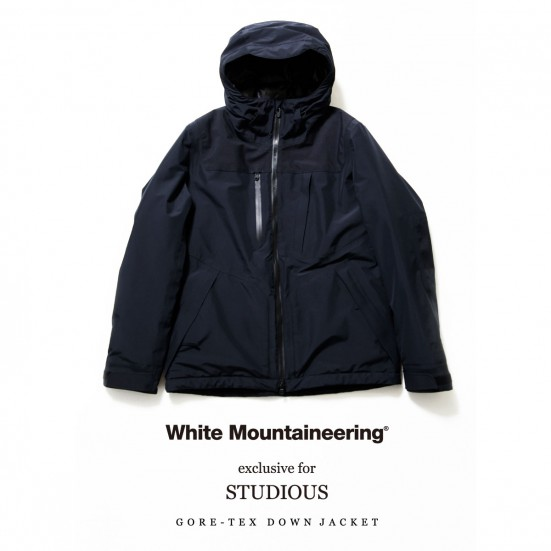 White Mountaineering×STUDIOUS