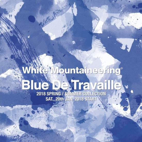 "2018 Spring / Summer ""Bleu De Travaille"" START"