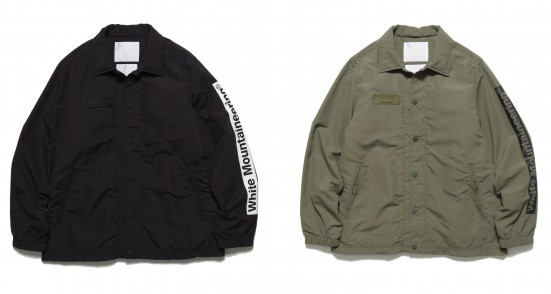 White Mountaineering Exclusive Item