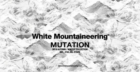 "2019 Autumn / Winter  Collection ""MUTATION"""