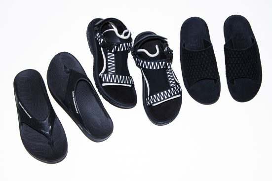 """Special Collaboration """" SANDAL COLLECTION """""""